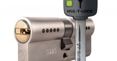 MTL™300: Mul-T-Lock's high-security, patented locking solution