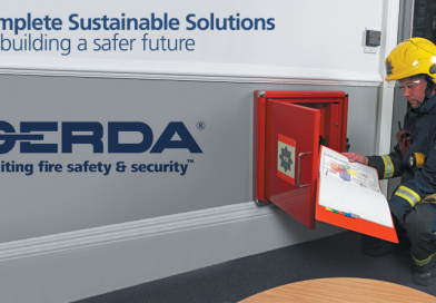 Premises Information Box complete with the Emergency Response Pack, (ERP)