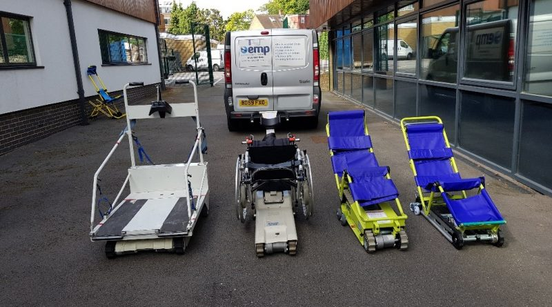 The world of assisted access and egress devices, such as evacuation chairs, is becoming a crowded and confusing market, so how do you choose your supplier?